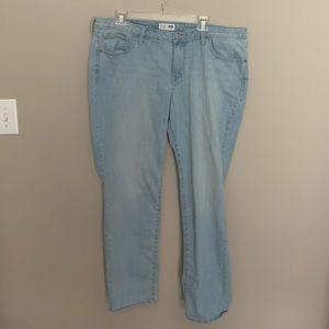 Old Navy Straight Jean